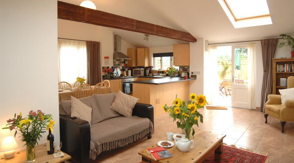 Fieldfare - pet friendly accommodation in North Norfolk
